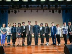助力大学生就业,中智北京召开 校企合作暨中智班学年总结会